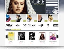 Nro 42 kilpailuun Projetar a Maquete de um Website for Consulting Company käyttäjältä online3