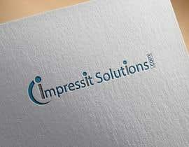 szamnet tarafından Logo and Corporate Style Design for Impress It Solutions için no 34