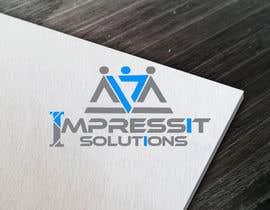 elmissiry tarafından Logo and Corporate Style Design for Impress It Solutions için no 28