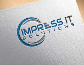 AmanGraphics786 tarafından Logo and Corporate Style Design for Impress It Solutions için no 112