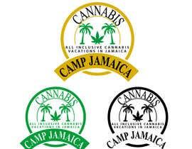 joy2016 tarafından Design a Logo for Cannabis Camp Jamaica için no 40