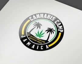 gamav99 tarafından Design a Logo for Cannabis Camp Jamaica için no 29