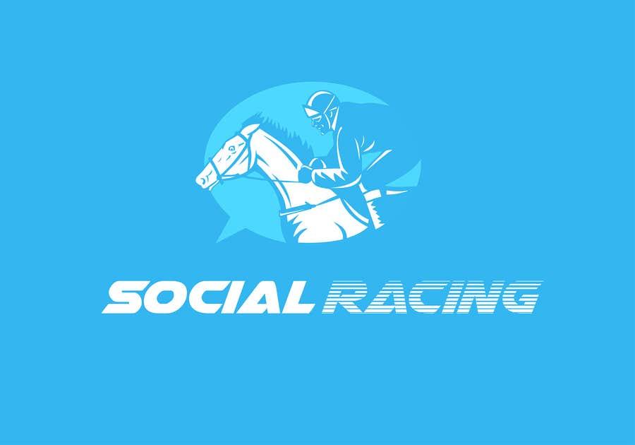 Penyertaan Peraduan #43 untuk Logo Design for Social Racing