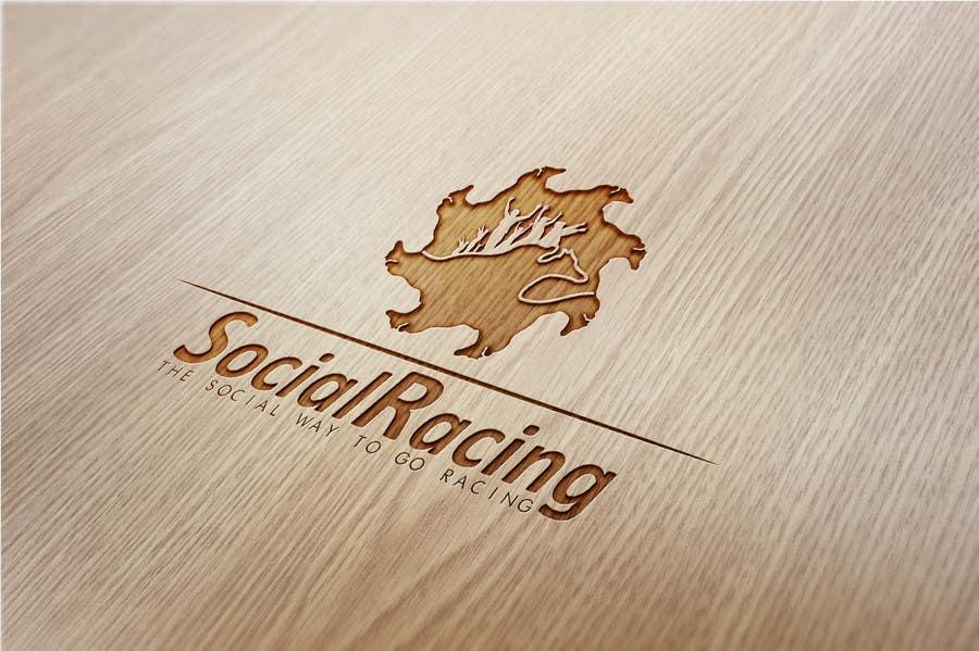 Kilpailutyö #2 kilpailussa Logo Design for Social Racing