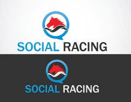 #55 for Logo Design for Social Racing by Greenit36