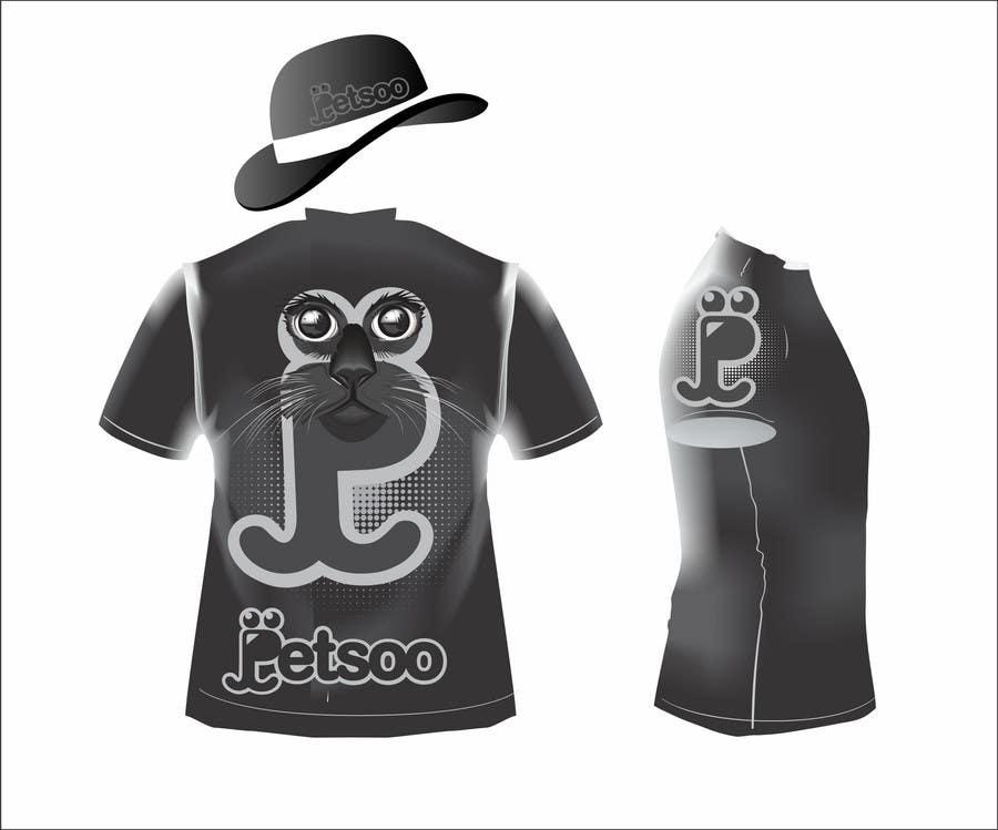 Contest Entry #                                        61                                      for                                         T-shirt Design for Petsoo