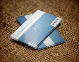#20 untuk Design some Business Cards for SlimStrongHealthy.org oleh IllusionG