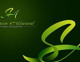 #18 for Design a Logo for Sharron Attwood - Modern Etiquette by Psynsation