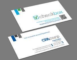 jobee tarafından Design Double Sided Business Cards for Modern Accounting Firm için no 95