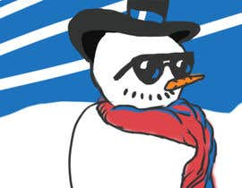 #28 for Design a Snowman for me (profile image) by vidakiss