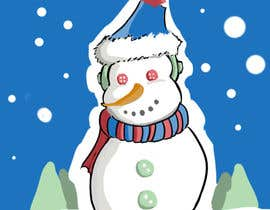 #3 for Design a Snowman for me (profile image) by kam577c5a50399cf