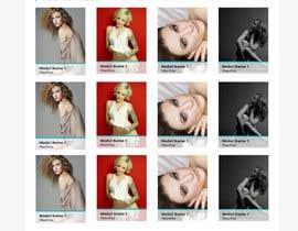abhimanyu3 tarafından Design a Fashion Website Mockup için no 9