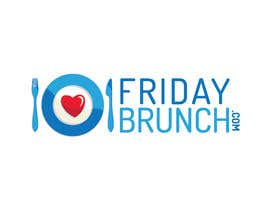#78 for Design a Logo for www.fridaybrunch,com af ayogairsyad