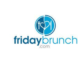 #15 for Design a Logo for www.fridaybrunch,com af CAMPION1