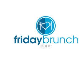 #23 for Design a Logo for www.fridaybrunch,com af CAMPION1
