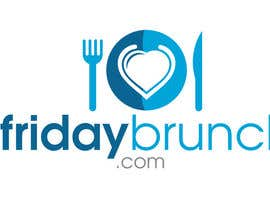 #68 for Design a Logo for www.fridaybrunch,com af CAMPION1
