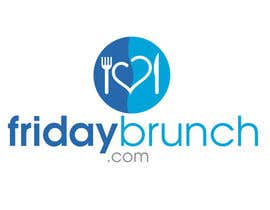 #71 for Design a Logo for www.fridaybrunch,com af CAMPION1