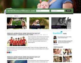 Nro 71 kilpailuun Design a Website Mockup for Fensitup käyttäjältä anything1