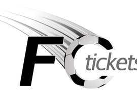#18 para Design a Logo for sealing tickets for soccer games por technxg