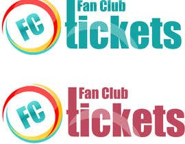 #25 for Design a Logo for sealing tickets for soccer games by weaarthebest
