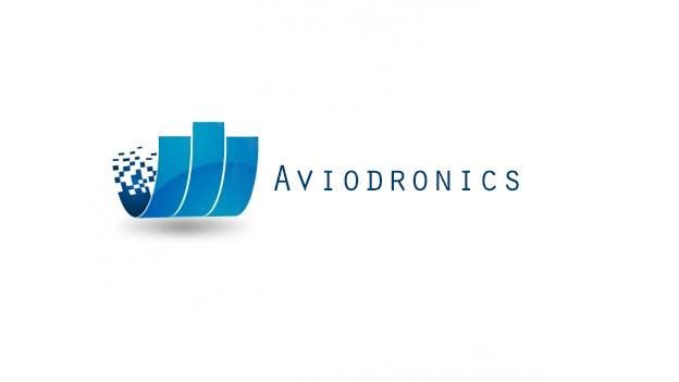 Kilpailutyö #9 kilpailussa Design a Logo for a drone company