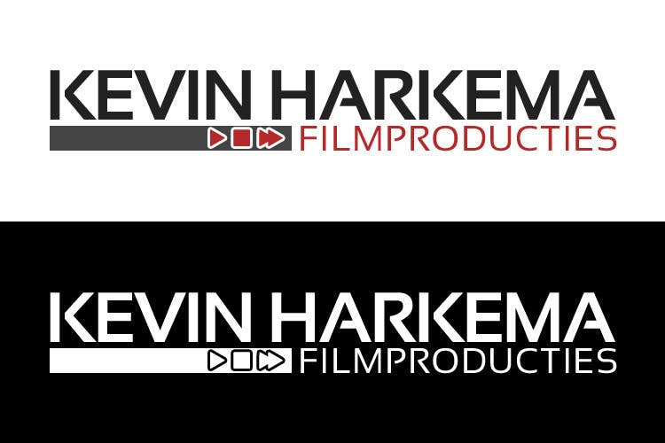 Bài tham dự cuộc thi #95 cho Design a Logo for Kevin Harkema Filmproducties