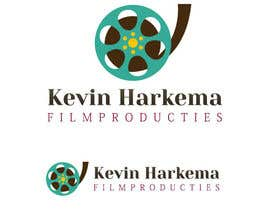 nº 97 pour Design a Logo for Kevin Harkema Filmproducties par mjbheda