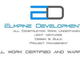 nº 20 pour Design a Banner for 'Elmpine Developments par JaizMaya