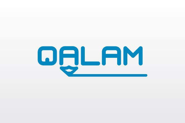 #36 for Logo Design for qalam by Vick77