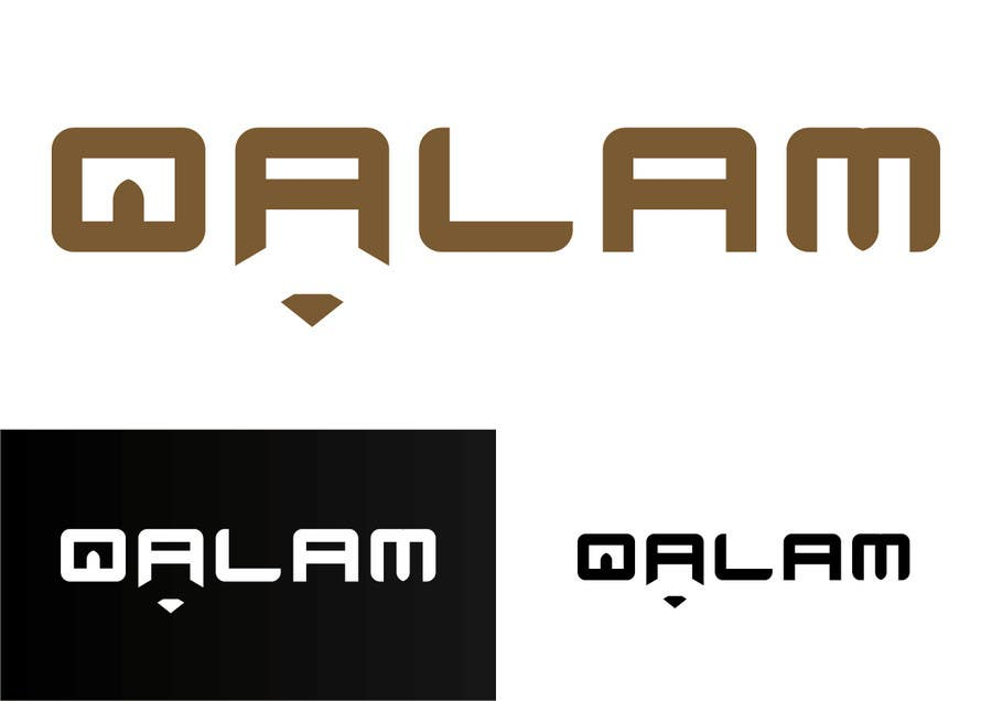 #202 for Logo Design for qalam by Shbly12