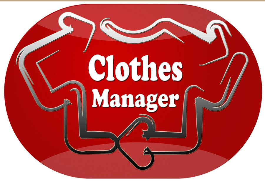 Konkurrenceindlæg #179 for Logo Design for Clothes Manager App
