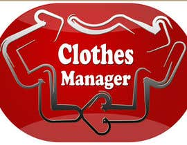 #179 for Logo Design for Clothes Manager App by majidsheikh