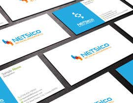 #161 for Design a Logo for Netsico by wastrah