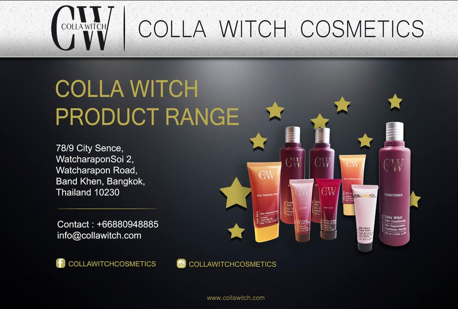 Penyertaan Peraduan #28 untuk Design an Advertisement for Cosmetic Products