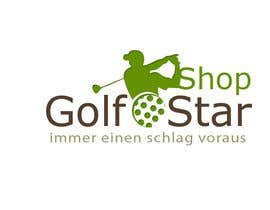 #169 untuk Logo Design for Golf Star Shop oleh designingbridge