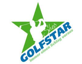 #150 untuk Logo Design for Golf Star Shop oleh Vlad35563