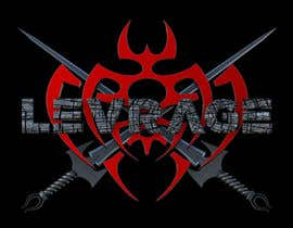 #216 cho Design a Logo for the Band LEVRAGE bởi smokeyc4d