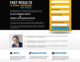 #27 para Wordpress Theme Design for Reputation management website por techwise