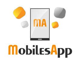 #2 para Design a Logo for Mobiles App por NadirSetif