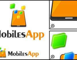 #7 para Design a Logo for Mobiles App por NadirSetif
