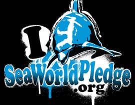 #22 para I Love Seaworld Pledge t-shirt por resistantdesign