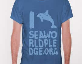 #26 para I Love Seaworld Pledge t-shirt por originalov