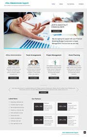 #9 for Website Design by zicmedia