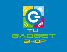 #39 for Minimalist Logo for gadgets online shop af mille84