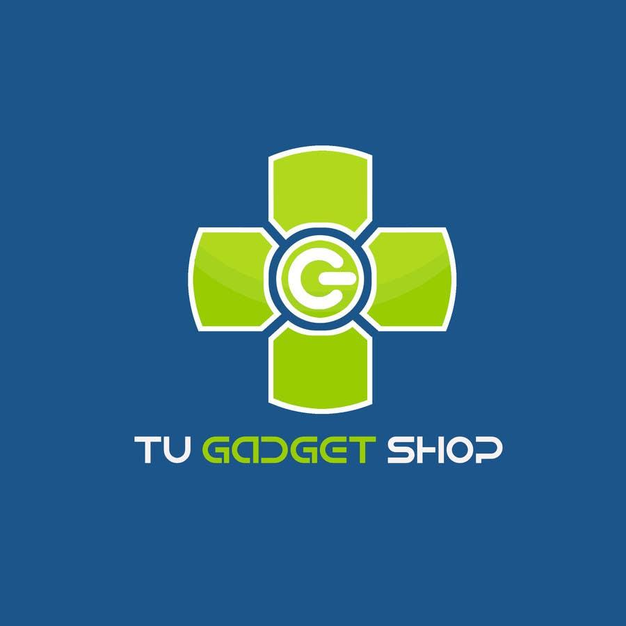 Kilpailutyö #18 kilpailussa Minimalist Logo for gadgets online shop