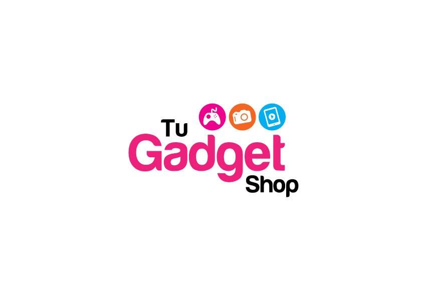 Kilpailutyö #15 kilpailussa Minimalist Logo for gadgets online shop