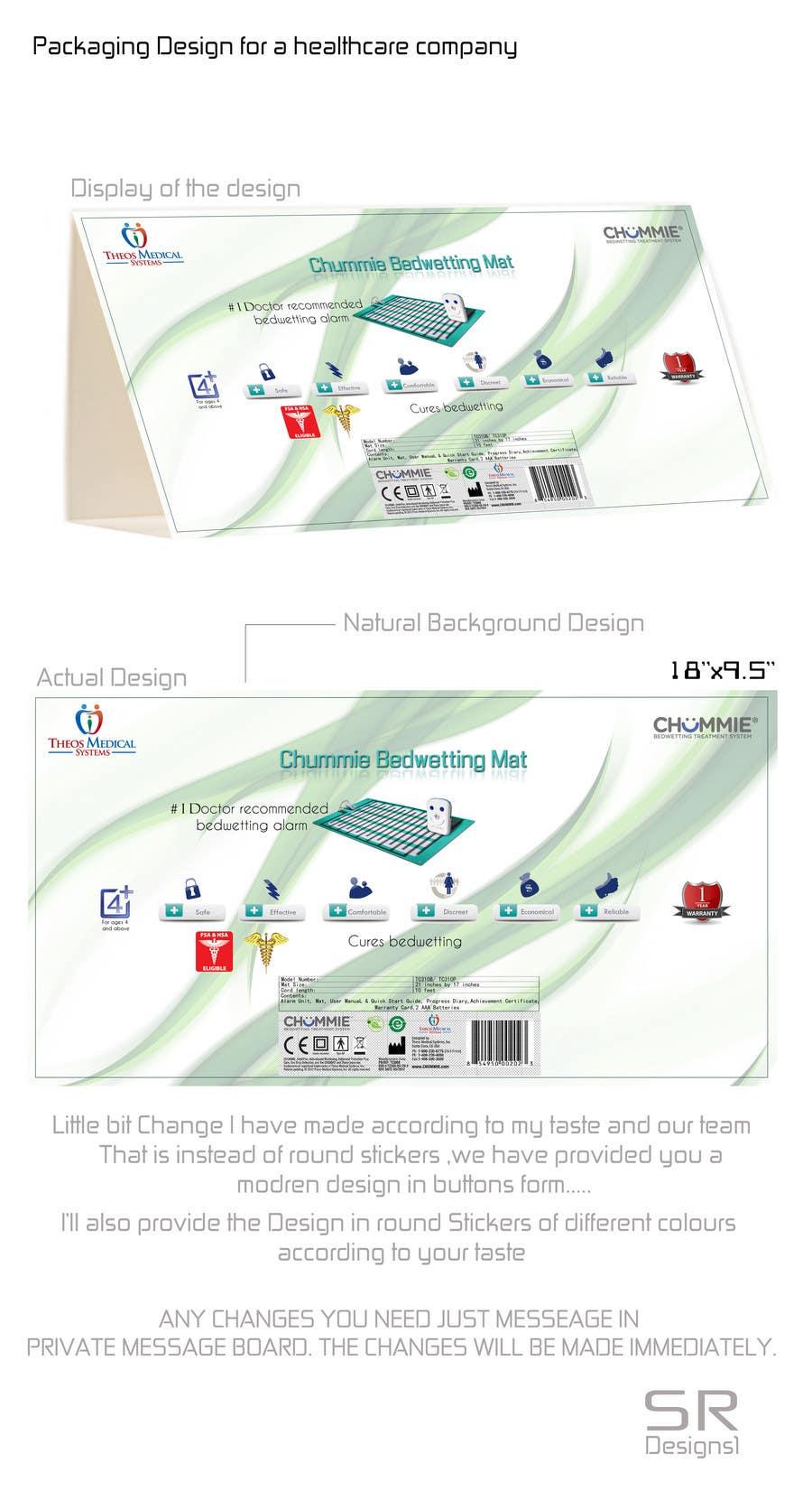 Konkurrenceindlæg #                                        13                                      for                                         Packaging Design for a healthcare company
