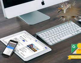 heshamsqrat2013 tarafından iPhone and iPad Screen Banner with Google Search Results için no 25