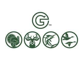 NikWB tarafından Create 4 Icons. Turkey, Deer, Duck, and Fish. için no 7