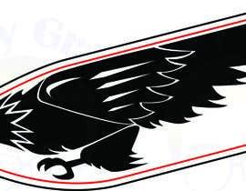 geekygrafixbc tarafından Design an Eagle Tattoo için no 19